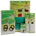 Clover Trace and Create Bag Templates with Nancy Zieman Set, California Bag