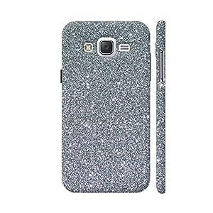 Colorpur Silver Glitter Style Artwork On Samsung Galaxy J2 (Old) Cover (Designer Mobile Back Case) | Artist: WonderfulDreamPicture