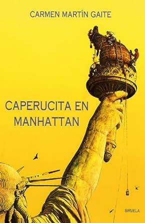 Amazon.com: Caperucita en Manhattan (Las Tres Edades) (Spanish Edition