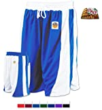 Anaconda Sports® ELITE-RSY Reversible Youth Basketball Shorts