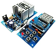 DC Motor Speed Control HHO PWM 12V/24V 30A Digital Version Electronic Circuit Board Kit : MXA087