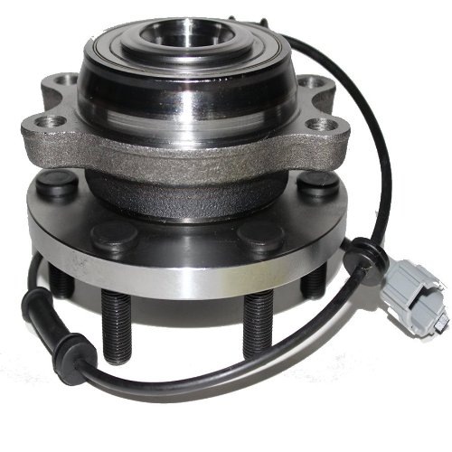 Brand New Front Wheel Hub and Bearing Assembly Frontier, Pathfinder, Xterra 4WD 6 Lug W/ ABS 515065