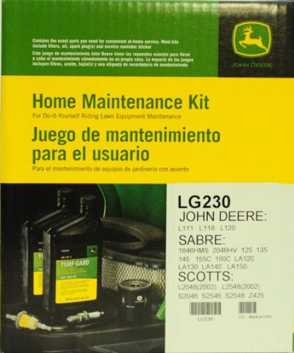 Mrtw Cov Cdz John Deere Genuine Lg230 Home Maintenance