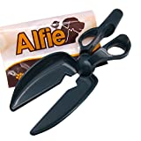 Alfie Pet by Petoga Couture - Pet Waste Scissors Scoop Pickup Tool - Color: Green
