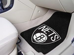 New Jersey Nets universal fit Carpet 2 Pc Car Floor Mat (Rug) by Fanmats