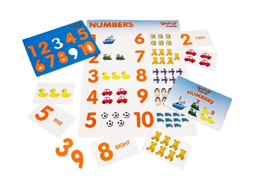 Teach My Toddler Numbers to 10