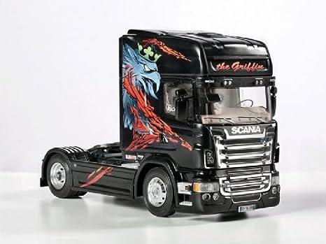 Italeri - I3879 - Maquette - Camion - Scania R730 Le Griffon