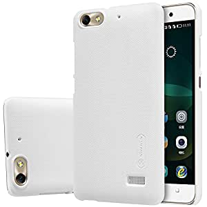 Huawei G Play Mini case, KuGi ® High quality ultra-thin PC Hard Case Cover for Huawei G Play Mini smartphone. (White)