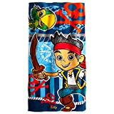 Disney Jake and the Never Land Pirates Beach Towel