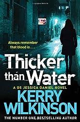 Thicker Than Water (Jessica Daniel Book 6)