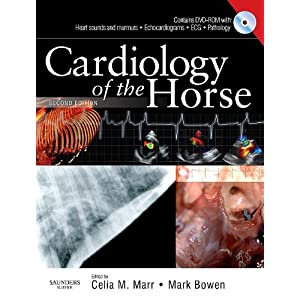 Cardiology of the Horse [Hardcover]