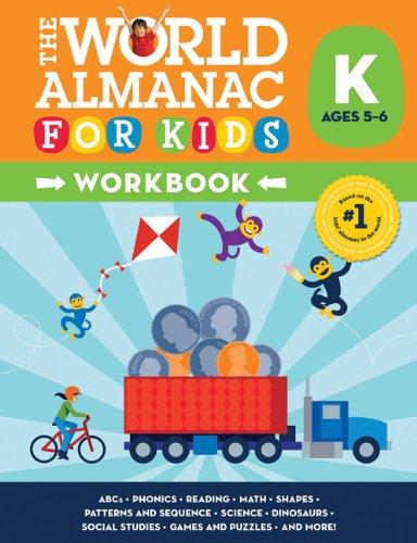 World Almanac for Kids Workbook: Kindergarten