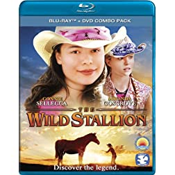 The Wild Stallion Blu-Ray/DVD Combo Pack