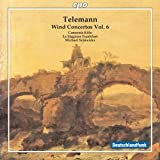 Telemann: Wind Concertos Volume 6 (CPO 777402-2)