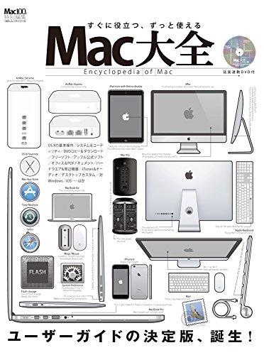 Mac大全 (100%ムックシリーズ)