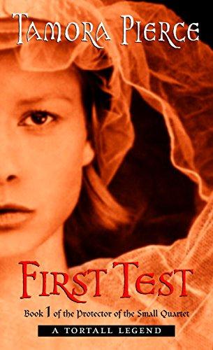 Tamora Pierce - First Test