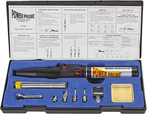 Fantastic Deal! Power Probe PPSK Butane Soldering Kit