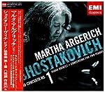 ショスタコーヴィチ:ピアノ協奏曲第1番、他