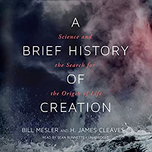 A Brief History of Creation Hörbuch