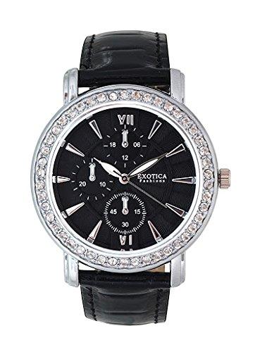 Exotica Fashions New EF 70 Crono 2 Black