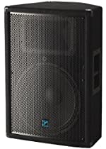 Yorkville YX15 Speaker Full Range 2 Way Passive 300 Watts 15 Inch Woofer 1.4 Inch Tweeter