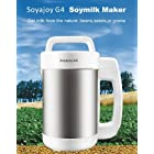 Soyajoy G4 Soy Milk Maker - with All Stainless Steel Inside - New 2013 Model Introduction Sale