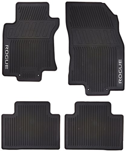 nissan rogue rubber floor mats autos post. Black Bedroom Furniture Sets. Home Design Ideas