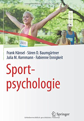 Sportpsychologie (Springer-Lehrbuch) (German Edition)