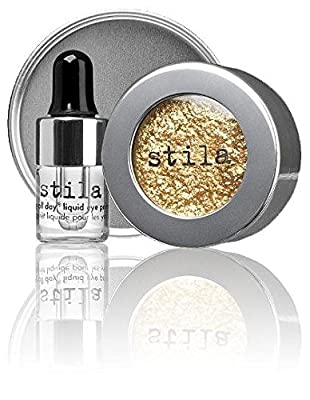 Stila Cosmetics Magnificent Metals Foil Finish Eye Shadow - Metallic Gilded Gold