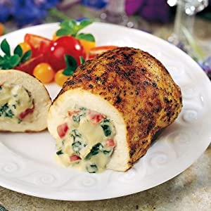 Omaha Steaks 8 (7.75 oz.) Artichoke Parmesan Chicken Breasts