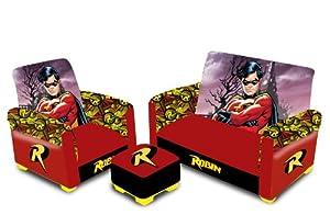 Warner Brothers Robin Classic Animated Hero Toddler Set