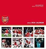 Arsenal Official 2017 Desk Easel Calendar (Calendar 2017)