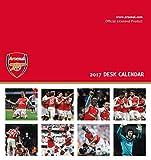 Arsenal Official 2017 Desk Easel Calendar (Calendar 2017)