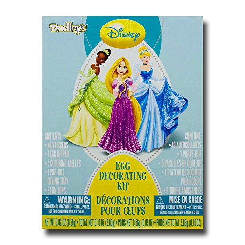 Disney Princesses Easter Eggs Decorating Kit - 1