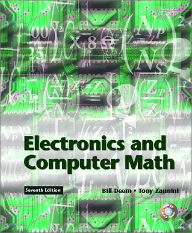 Electronics and Computer Math: 7th (Seventh) Edition PDF
