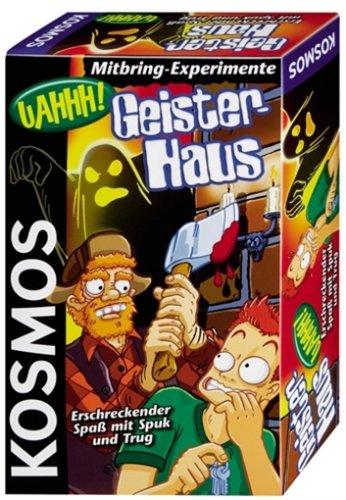 KOSMOS 654078 - Mitbringexperiment Uahhh! Geisterhaus