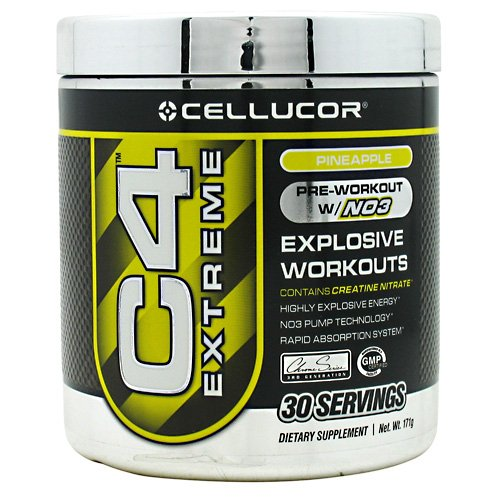 Cellucor C4 Extreme Pineapple 30 Servings