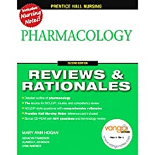 VangoNotes for Prentice Hall Reviews & Rationales: Pharmacology, 2/e Audiobook by Mary Ann Hogan, Juanita Johnson Narrated by Therese Plummer, Christian Rummel, Ellen Archer