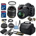 Nikon D7000 DSLR Digital SLR Camera B...