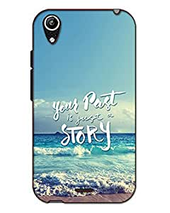 Micromax Canvas Selfie 2 Q340Back Cover Designer Hard Case Printed Cover
