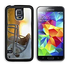 buy Msd Samsung Galaxy S5 Aluminum Plate Bumper Snap Case American Football Helmet On The Field At Sunset With Room For Copy Image 22269703