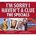 I'm Sorry I Haven't a Clue: The Specials (BBC Radio)