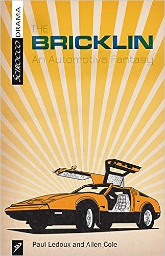 The Bricklin: an automotive fantasy 51WmCJFdmvL._SX321_BO1,204,203,200_