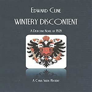 Wintery Discontent: A Detective Novel of 1929 Audiobook