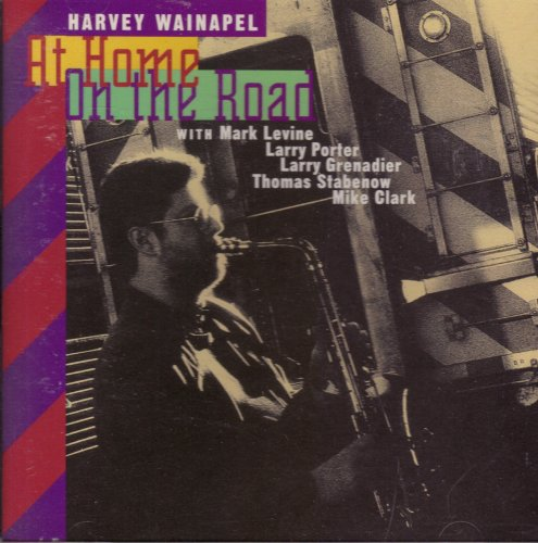 At Home on the Road by Harvey Wainapel