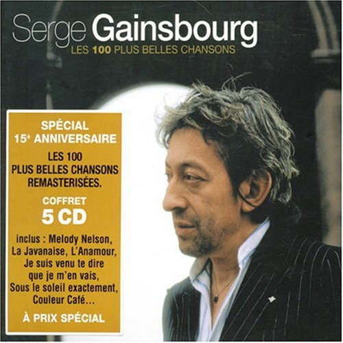 Serge Gainsbourg - Les 100 Plus Belles Chansons (Disc 3) - Zortam Music
