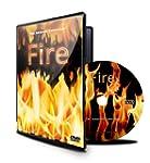 DVD Feu film� en HD - Sc�nes en boucl...