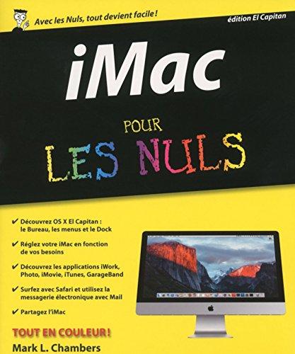 iMac Pour les Nuls, 6ème édition gratuit