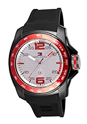 Tommy Hilfiger Analog White Dial Mens Watch - TH1790854/D
