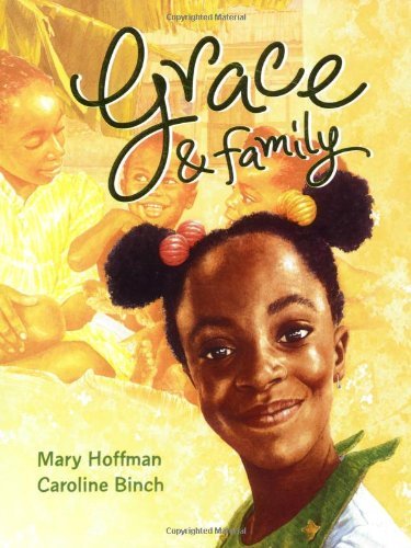 Read Write Inc. Comprehension: Grace and Family
